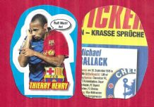 Barcelona Thierry Henry 2008-09